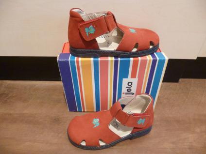 Jela Mädchen Sandaletten Sandalen Sandaletten Mädchen rot, NEU!! f3034e