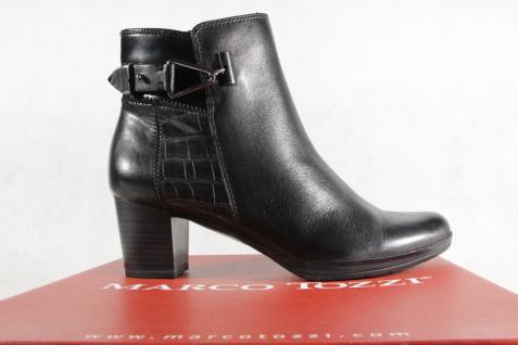 Marco Tozzi Stiefelette NEU!! Stiefel, schwarz, Leder 25385 NEU!! Stiefelette 8e402d