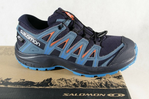 Salomon XA PRO 3D Sportschuhe Laufschuhe Sneakers blau Neu!