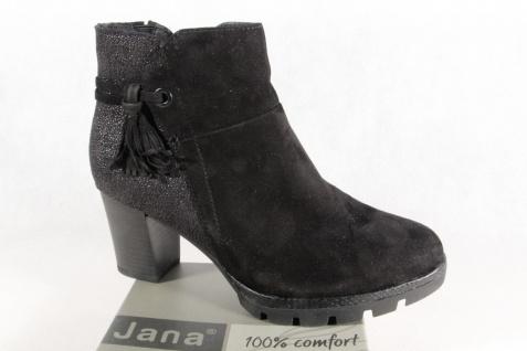 Jana Stiefel schwarz Stiefel Stiefelette Stiefel Winterstiefel schwarz Stiefel NEU e51515