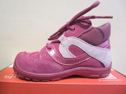 Superfit Lauflern-Stiefel pink pink pink Lederfußbett 324 Neu !!! b47f65