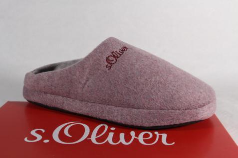S.Oliver Damen Hausschuhe Pantoffel Hausschuhe Damen rose 27101 NEU!! 6f8b4d