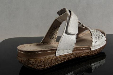 Marco Tozzi Damen NEU! Pantoletten Sandalen Sandaletten weiss NEU! Damen cfce70