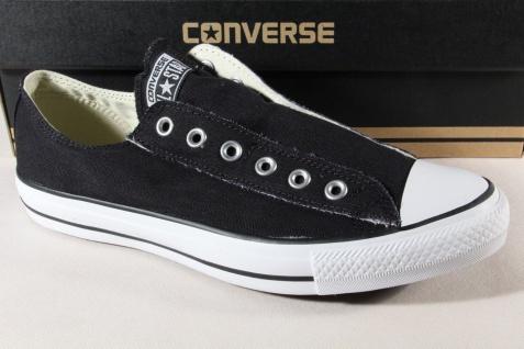 Converse All Star Slipper Sneaker schwarz Textil/Leinen Neu!!!
