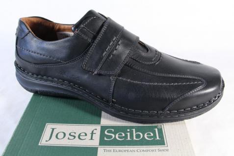 Josef Leder Seibel Slipper Halbschuhe Sneakers Leder Josef schwarz 43332 NEU 0bf1c9
