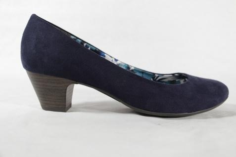 Marco Tozzi Slipper Innensohle Ballerina Pumps blau weiche Innensohle Slipper NEU! 096d07