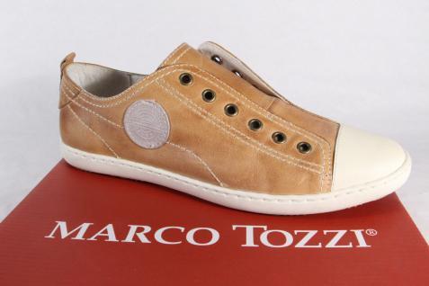 Marco Tozzi NEU! Damen Slipper, braun, Gummisohle, NEU! Tozzi 96080c