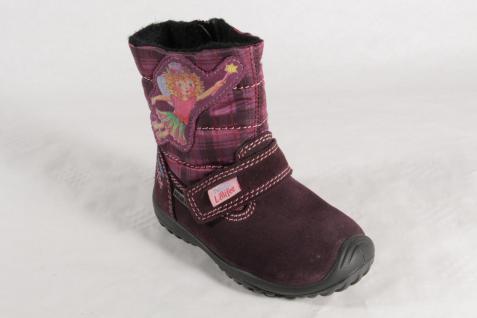 Lillifee Mädchen Stiefel Tex Stiefeletten Boots Leder Tex Stiefel violett NEU! 81f58c