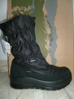Vista Damen Stiefel Winterstiefel Stiefeletten Boots schwarz Tex NEU!!