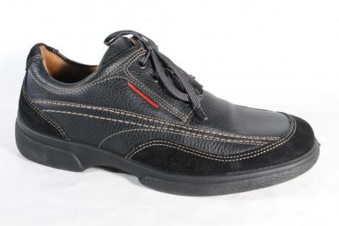 Jomos Halbschuh Sneaker, schwarz, 23344 atmungsaktives Wechselfußbett 23344 schwarz, NEU 39a5ee