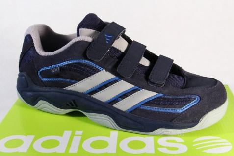 Adidas Sportschuhe Laufschuhe Veda Echtleder blau NEU!