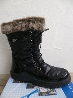 Lico schwarz Damen Stiefel Winterstiefel Stiefel schwarz Lico wasserdicht NEU!! 1d3aa8