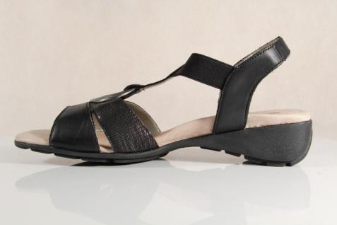 Remonte Sandale Schuhe Sandaletten R5273 schwarz Lederfußbett NEU! Beliebte Schuhe Sandale 824daa