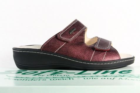 Fidelio Damen Soft Line Damen Fidelio Pantolette Pantoffel 245022 NEU! b5a247