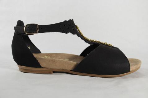 Rieker Damen NEU!! Sandale schwarz, weiche Innenfußbett, NEU!! Damen 9c9bd0