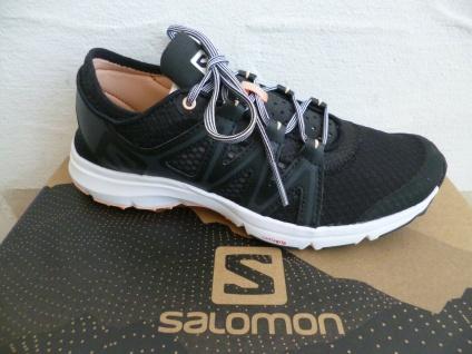 Salomon Crossamphibian Swift Sportschuhe Sneaker Sneakers schwarz NEU!