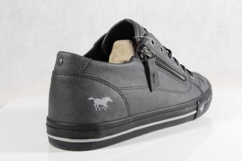 Mustang Schnürschuhe Sportschuhe Sneakers Sportschuhe Schnürschuhe Halbschuhe grau NEU fd3c3f