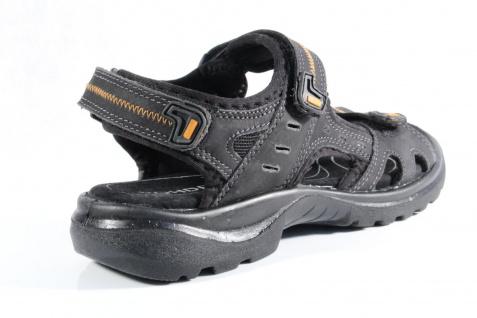 Rohde Weite Damen Sandale Sandalen Sandaletten Weite Rohde G schwarz NEU!! 75bc9a