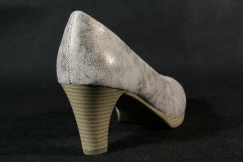 Marco Tozzi Damen Pumps Ballerina Slipper gold/ rose metallic NEU! - Vorschau 4