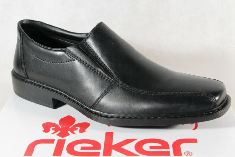 Rieker Slipper Sneakers Halbschuhe schwarz NEU!!