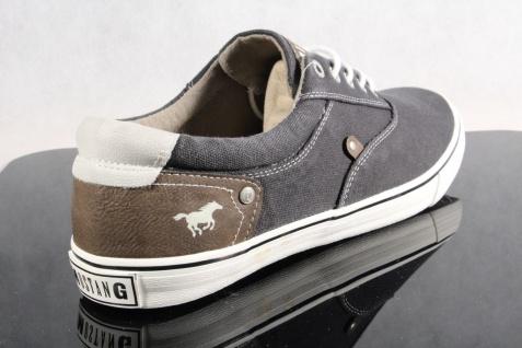Mustang Schnürschuhe Gummisohle Sneaker, Halbschuhe Sportschuhe Slipper Gummisohle Schnürschuhe Neu 3d066f