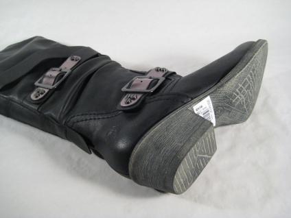 Marco Tozzi Stiefel, gefüttert Stiefeletten, Winterstiefel schwarz, gefüttert Stiefel, 25506 NEU!! 645cb9
