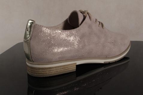 Marco Tozzi Schnürschuhe beige-metalic Sneakers Halbschuhe düne / beige-metalic Schnürschuhe 23702 NEU! e95bc6