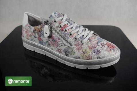 Remonte Schnürschuhe Sneakers Halbschuhe multicolor multicolor Halbschuhe NEU! 366222