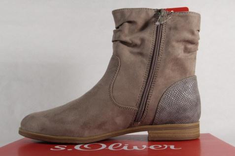 S.Oliver Damen Stiefel, Stiefelette, Stiefel NEU! beige 25357 NEU! Stiefel 719d6f