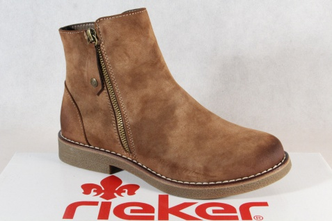 Rieker Slipper Stiefelette Halbschuhe Stiefel Winterschuh 97890 NEU!!