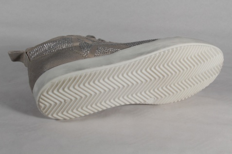 Damen Stiefel Siefeletten Boots Leder beige/ silber NEU!