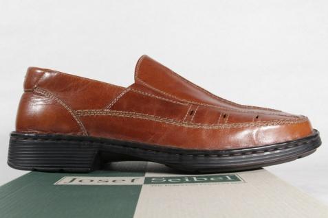 Seibel Slipper Sneaker Halbschuh, braun, NEU Leder Wechselfußbett NEU braun, bb8219