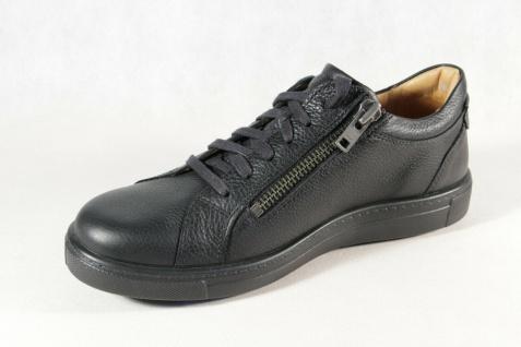 Jomos Schnürschuhe Schnürschuh Sneakers Halbschuh 322319 schwarz NEU! - Vorschau 5