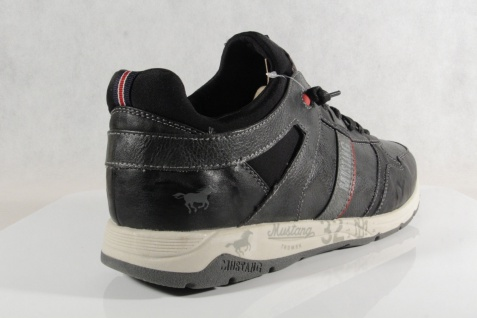 Mustang Schnürschuhe Sneaker, Halbschuhe Sportschuhe Slipper Gummisohle 4106 Neu - Vorschau 4
