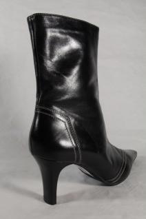 Damenschuhe Damenschuhe Damenschuhe Damen Stiefel schwarz Echtleder Neu!!! ac4cd1