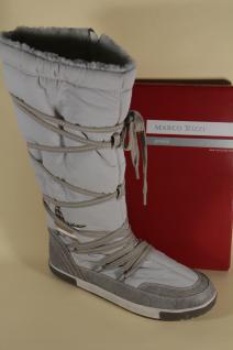 Marco Tozzi Damen Stiefel Fashion-Tex, beige, RV, warm gefüttert NEU!!