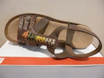 Rieker Damen NEU!! Sandale braun, weiche Innensohle, NEU!! Damen b900d0