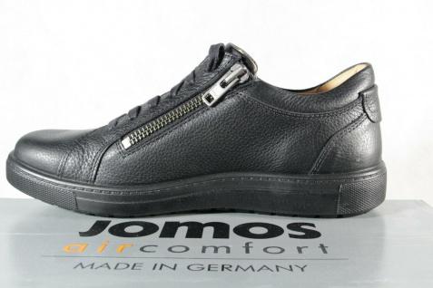 Jomos Schnürschuhe Schnürschuh Sneakers Halbschuh 322319 schwarz NEU! - Vorschau 3