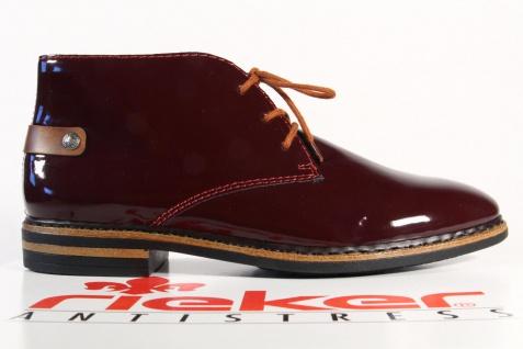 Rieker Damen Stiefel 50630 bordo Stiefelette Halbschuhe, Sneaker bordo 50630 NEU! f86ca0