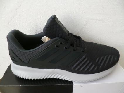 Adidas Sportschuhe ALPHABOUNCE Sneakers Schnürschuhe schwarz NEU!