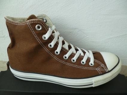 Converse All Star Stiefel Schnürstiefel Sneakers braun Neu!!!