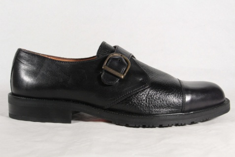 Giavan Herren Slipper, Sneakers, Halbschuhe schwarz Leder NEU 816010 NEU Leder 068ea8