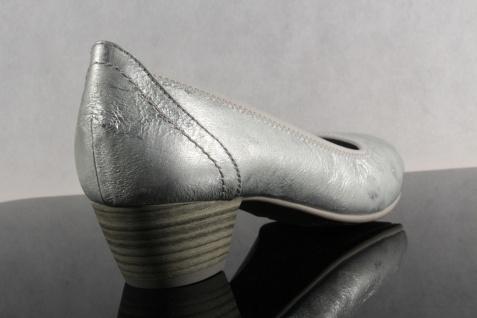 Soft Ballerina Line by Jana Damen Pumps Slipper Ballerina Soft grau Weite H NEU! 31fb16
