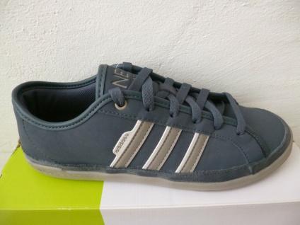 Adidas Herren Schnürschuhe Sneakers Freizeitschuhe Sportschuhe blau NEU