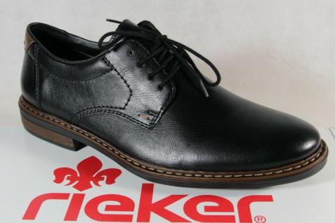 Rieker Halbschuhe Schnürschuhe Sneaker Slipper schwarz 17619 NEU!!