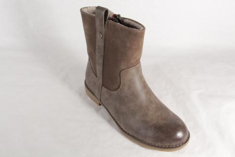 S.Oliver Damen Stiefel Stiefelette Stiefeletten Boots Boots Stiefeletten pfeffer NEU! 4c7774