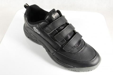 Brütting Halbschuhe Herren Sportschuhe Halbschuhe Brütting Schnürschuhe Sneakers schwarz NEU 45b703