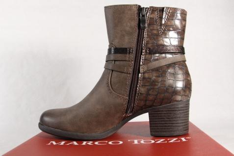 Marco Stiefel Tozzi Damen Stiefel Stiefelette Stiefel Marco braun 25304 NEU! f31b52