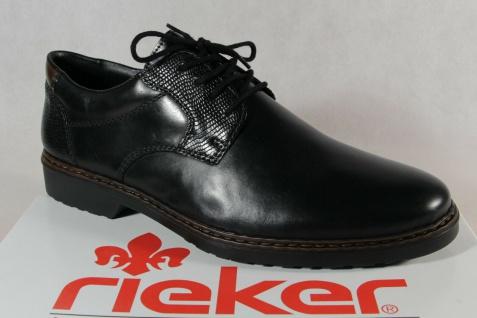 Rieker Herren Schnürschuh Halbschuh Sneaker Slipper Echtleder 16541 NEU!
