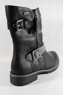 Jana-Tex Damen Stiefelette Stiefel Stiefel NEU! Winterstiefel schwarz Weite H NEU! Stiefel ae10af